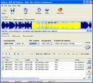 Direct MP3 Splitter Joiner 2.4 screenshot