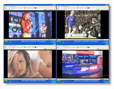 Direct Satellite TV on PC 2014.416 screenshot