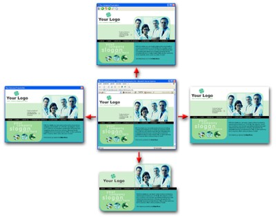 Discstarter Autorun CD Menu System 6.4.0 screenshot