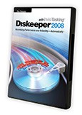 Diskeeper 2008 Enterprise Server 2008 screenshot