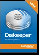 Diskeeper Professional 12 screenshot