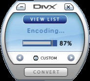 DivX for Mac (incl DivX Player) 6.5 screenshot