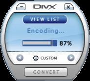 DivX for Mac (incl DivX Player) 6.5 screenshot