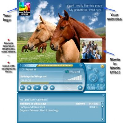 DivX Operational Player 1.35 screenshot