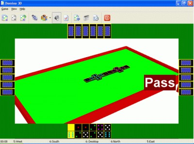 Domino 3D 1.2 screenshot
