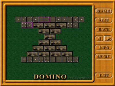 Domino 1 screenshot