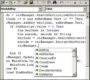 DoneEx INI-File Manager DLL 1.3.3 screenshot