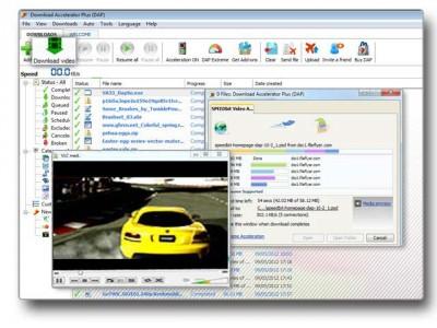 Download Accelerator Plus 10.0.6.0 screenshot