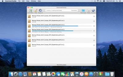 Download Buddy 1.8 screenshot