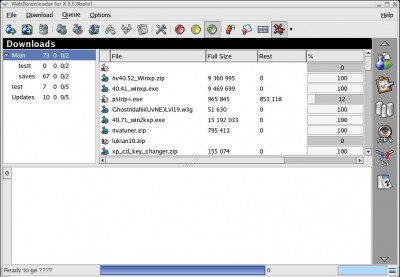 Downloader for X 2.5.7 screenshot