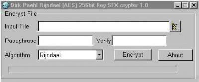 DPA SFX Creator 1.8 screenshot