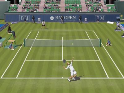 Dream Match Tennis 1.24 screenshot