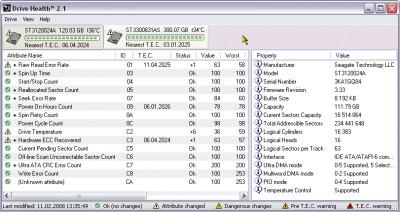 Drive Health 2.5.194 screenshot