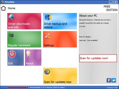 DriverMax 11.12 screenshot