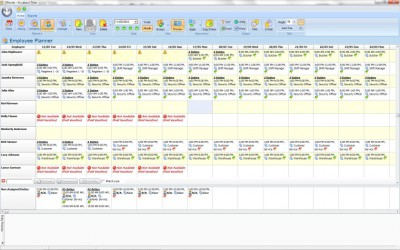 DRoster Premium - Scheduling Software 6.6.20 screenshot