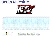 Drum Machine 2 screenshot