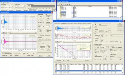 DSSF3 Full system Version 5.1.x.x screenshot