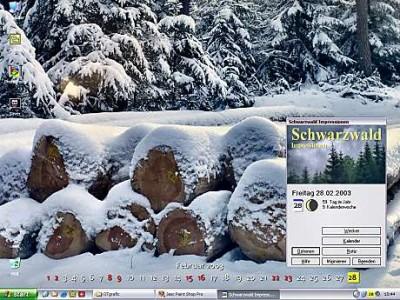 DTgrafic Schwarzwald Impressionen 2.5 screenshot