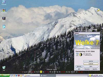 DTgrafic Wolke 7 2.6.3 screenshot