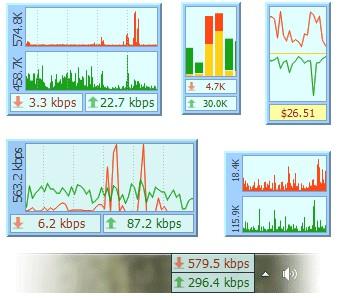DU Meter 7.24 screenshot