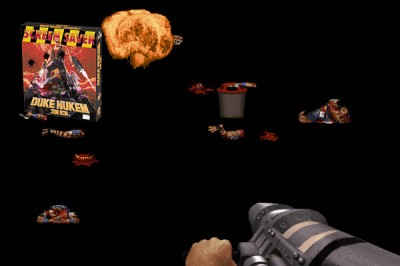 Duke Nukem 3D 1.0 screenshot