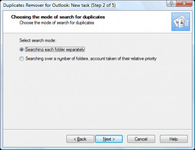 Duplicates Remover for Outlook 2.10.1 screenshot