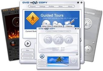 DVD neXt COPY Standard 2.9.9.8 screenshot