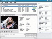DVD to iPod 2.0 screenshot