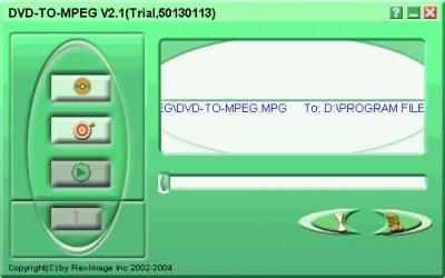 DVD-TO-MPEG Pro 2.9 2.9 screenshot