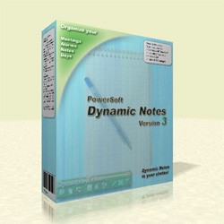 Dynamic Notes 3.69 screenshot