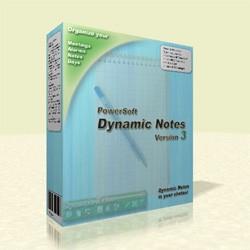 Dynamic Notes 3.69 screenshot