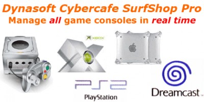 Dynasoft Cybercafe SurfShop Pro 4.60 screenshot