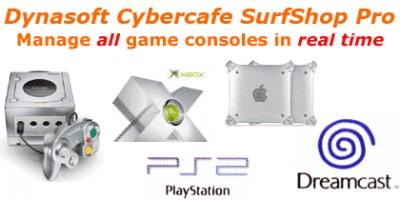 Dynasoft Cybercafe SurfShop Pro 4.60 screenshot