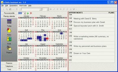 e-Daily Assistant 1.0 screenshot