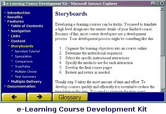 e-Learning Course Development Kit 1.1 screenshot