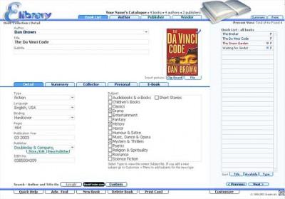 E-Library 3.0 screenshot
