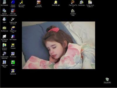 e-motional Desktop Wallpaper Manager 1.25 screenshot