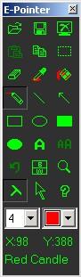 e-Pointer 2.20 screenshot