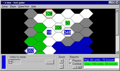 e-war 1.03 screenshot
