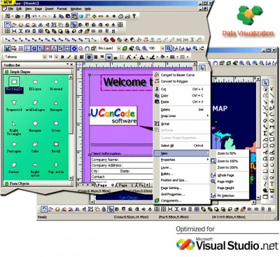 E-XD++MFC Library Enterprise V9.80 9.80 screenshot