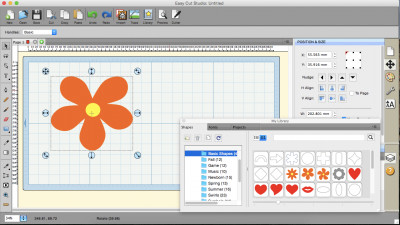 Easy Cut Studio for Mac 4.1.0.5 screenshot