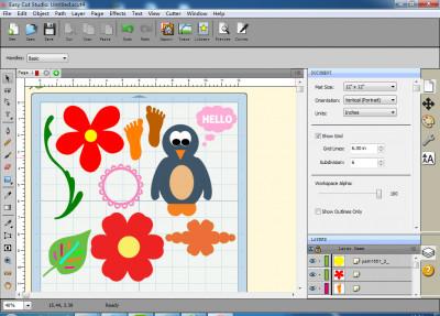 Easy Cut Studio for Windows 4.1.0.5 screenshot