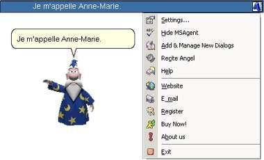 Easy French Dialogs 3.11 screenshot