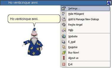 Easy Italian Dialogs 3.11 screenshot