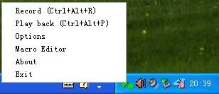 Easy Macro Recorder 4.9 screenshot
