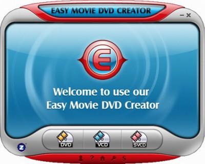 Easy Movie DVD Creator 1.8.0 screenshot