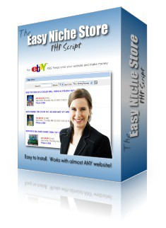 Easy Niche Store Script 1 screenshot