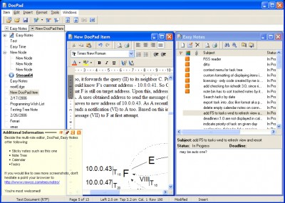 Easy Notes 5.13 screenshot