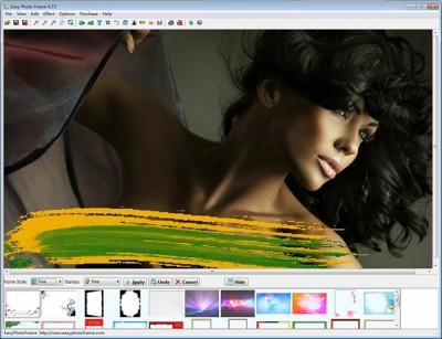 Easy Photo Frame 6.73 screenshot