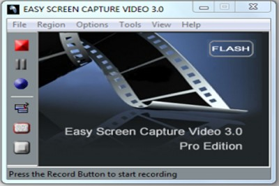 Easy Screen Capture Video Pro Editio screenshot